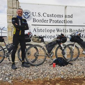 Tour Divide, Antelope Wells