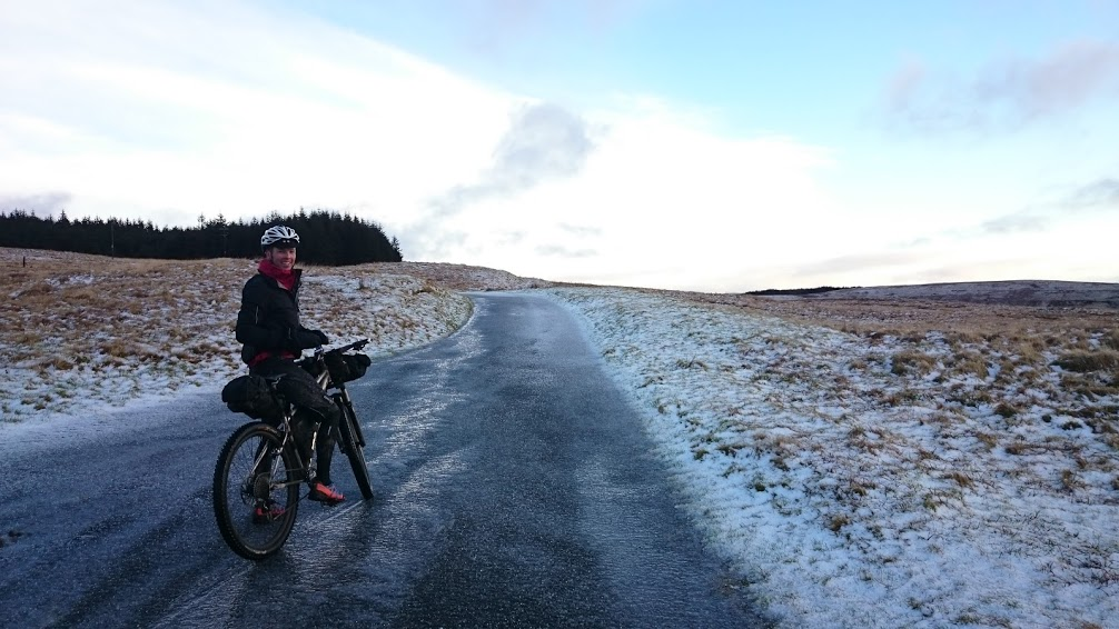 Winter Bikepacking Event: Climb to Llangurig