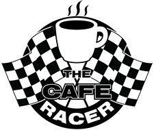 Winter Bikepacking Event Cafe Racer Logo