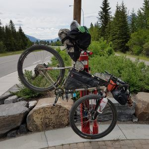 bikepacking cooker-ti