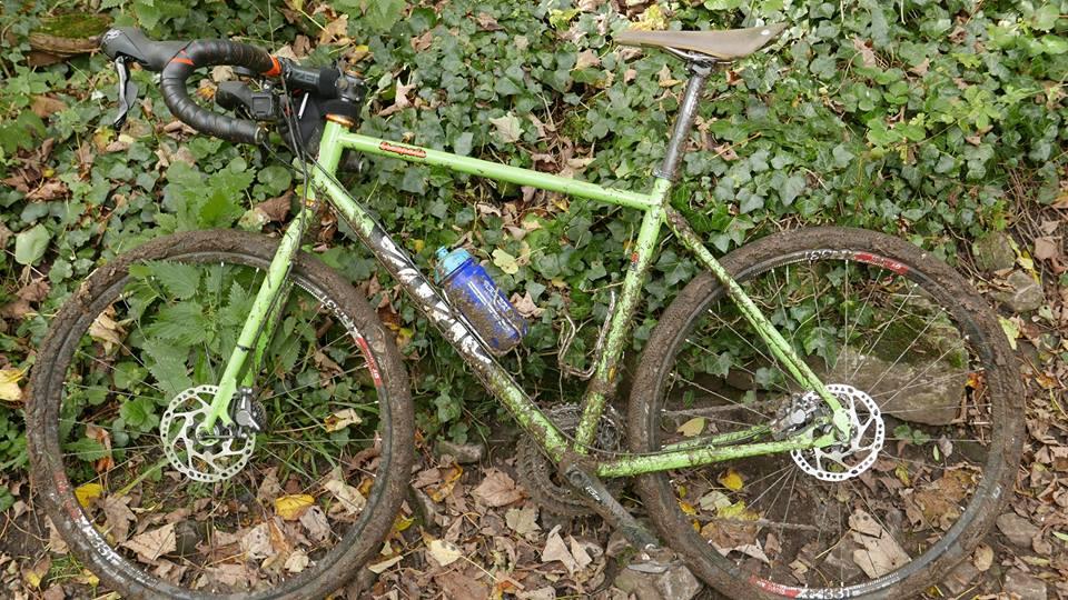 Hardcore 100 Peak District cycle event