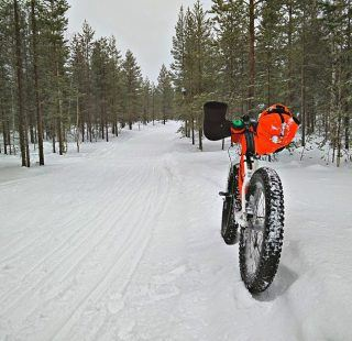 Rovaniemi 66 Snowy Trails