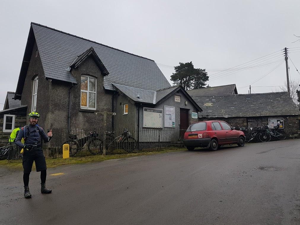 The Glyndwr Way Café