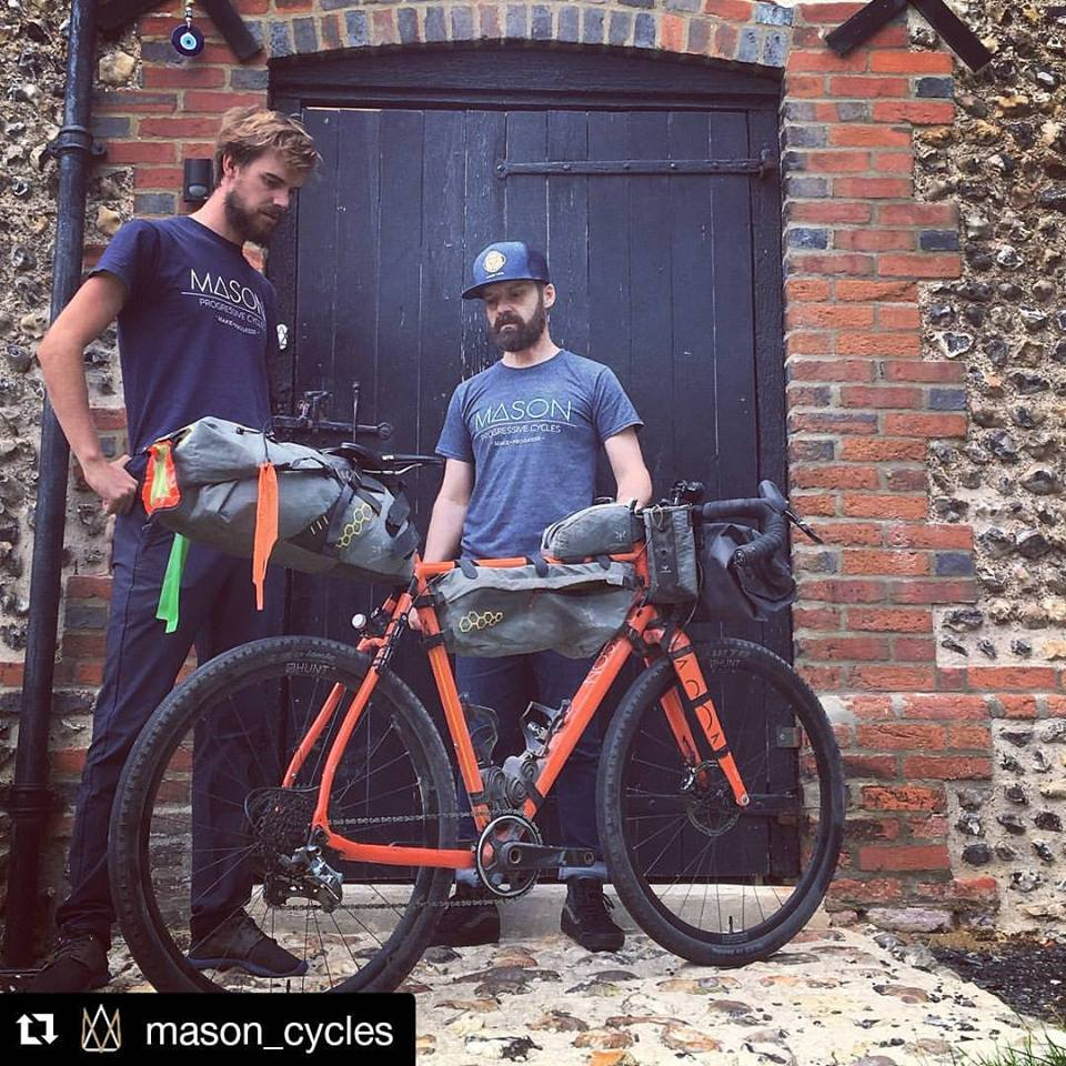 Mason Cycles - Josh and Dom