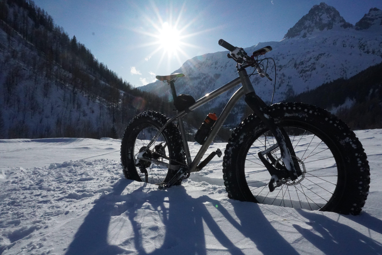 Travers Bat Fastard in the Chamonix sun