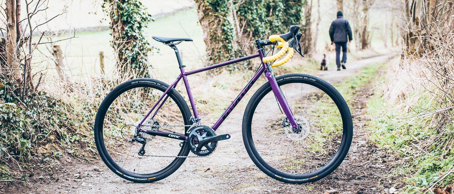 Cotic Escapade 2018 purple