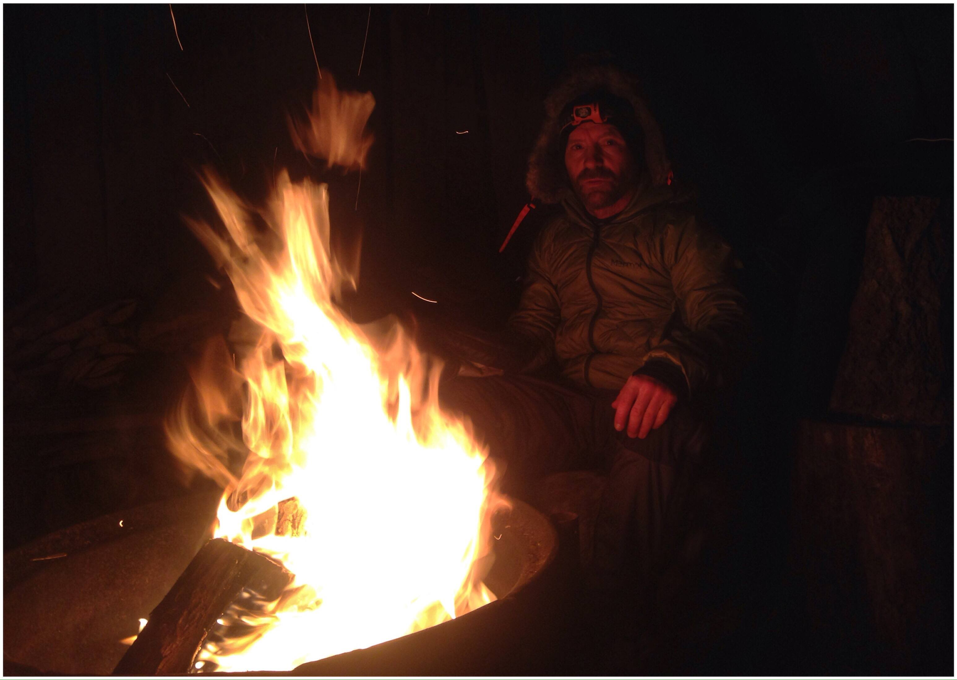 Simon Bryant campfire