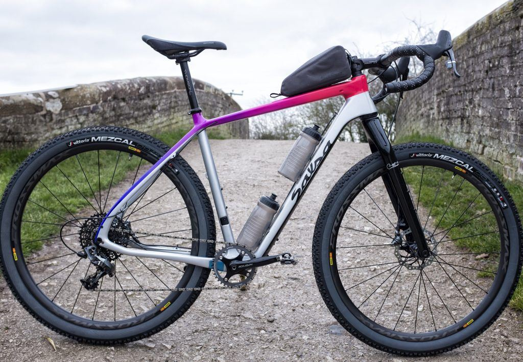 Salsa Cutthroat supplied by Keep Pedalling, Manchester.