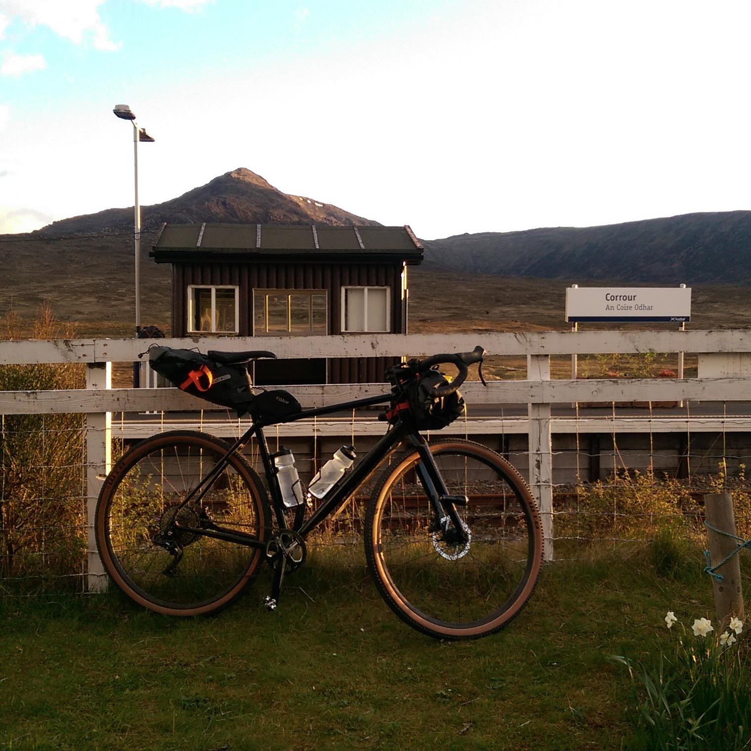 James Olsen - Gravel Bike