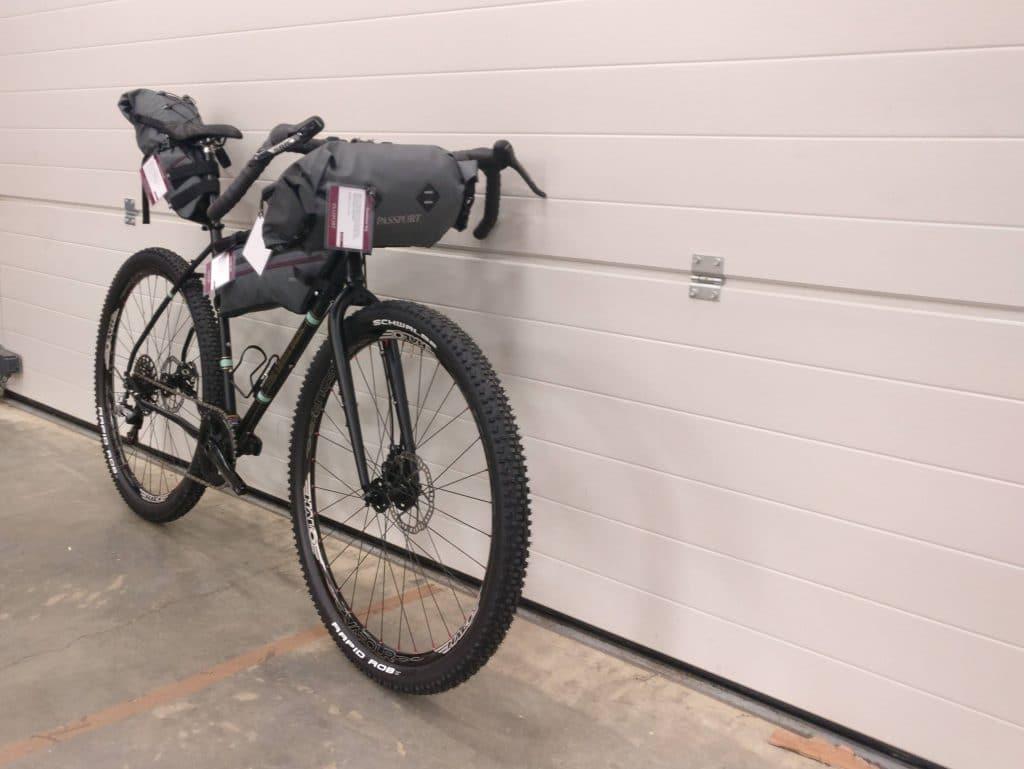 Light Blue Bikes & Passport