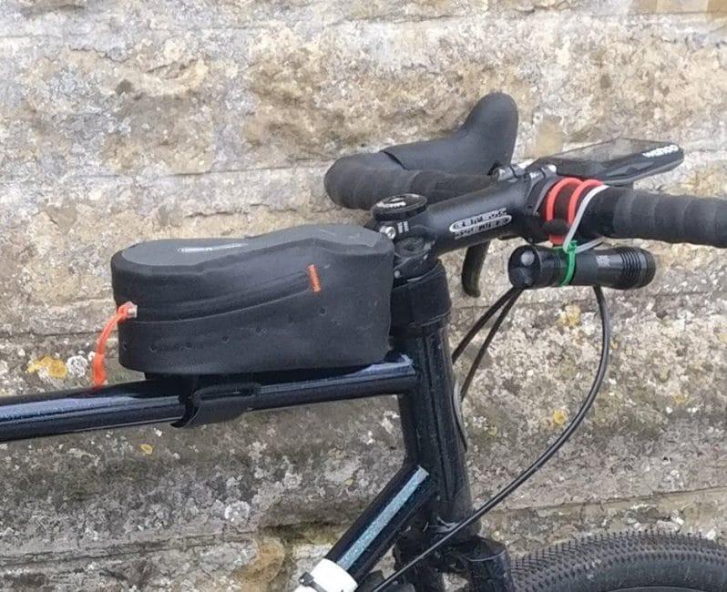 Ortlieb Cockpit Pack
