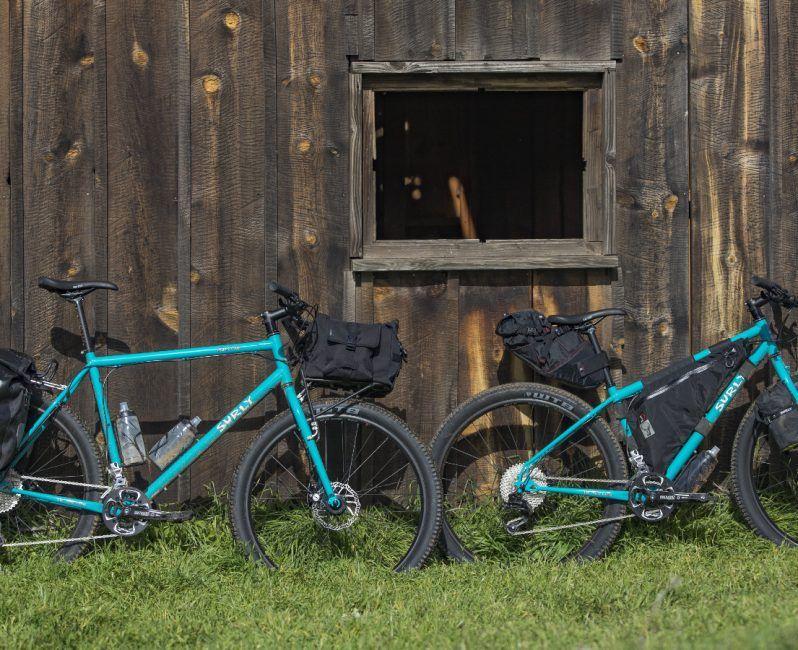 New Bike Release: Surly Bridge Club 650b Go Anywhere Touring Bike