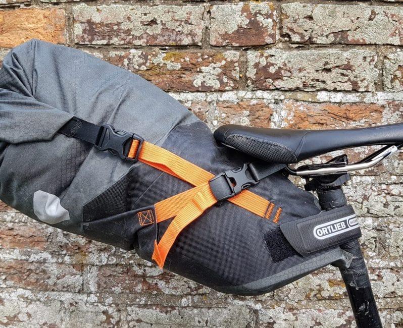 e268999036f29f Review: ORTLIEB Medium Seat Pack - Bikepacking Equipment