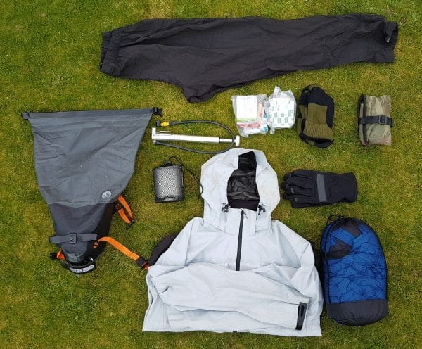 Kit you might take bikepacking