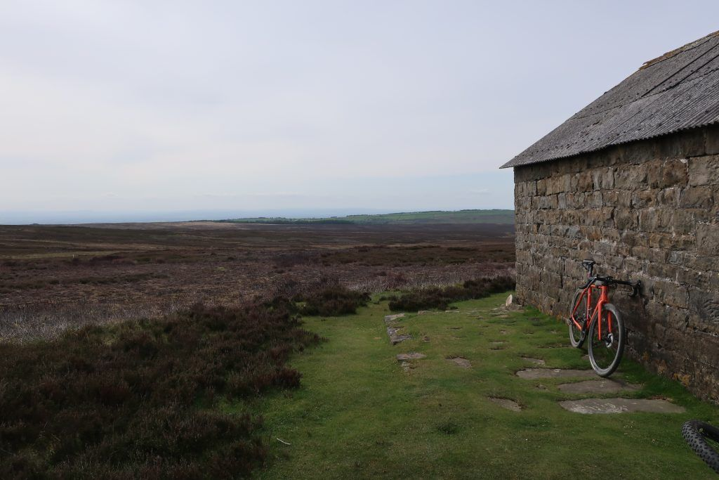 Yorkshire True Grit moorland adventure shooting house