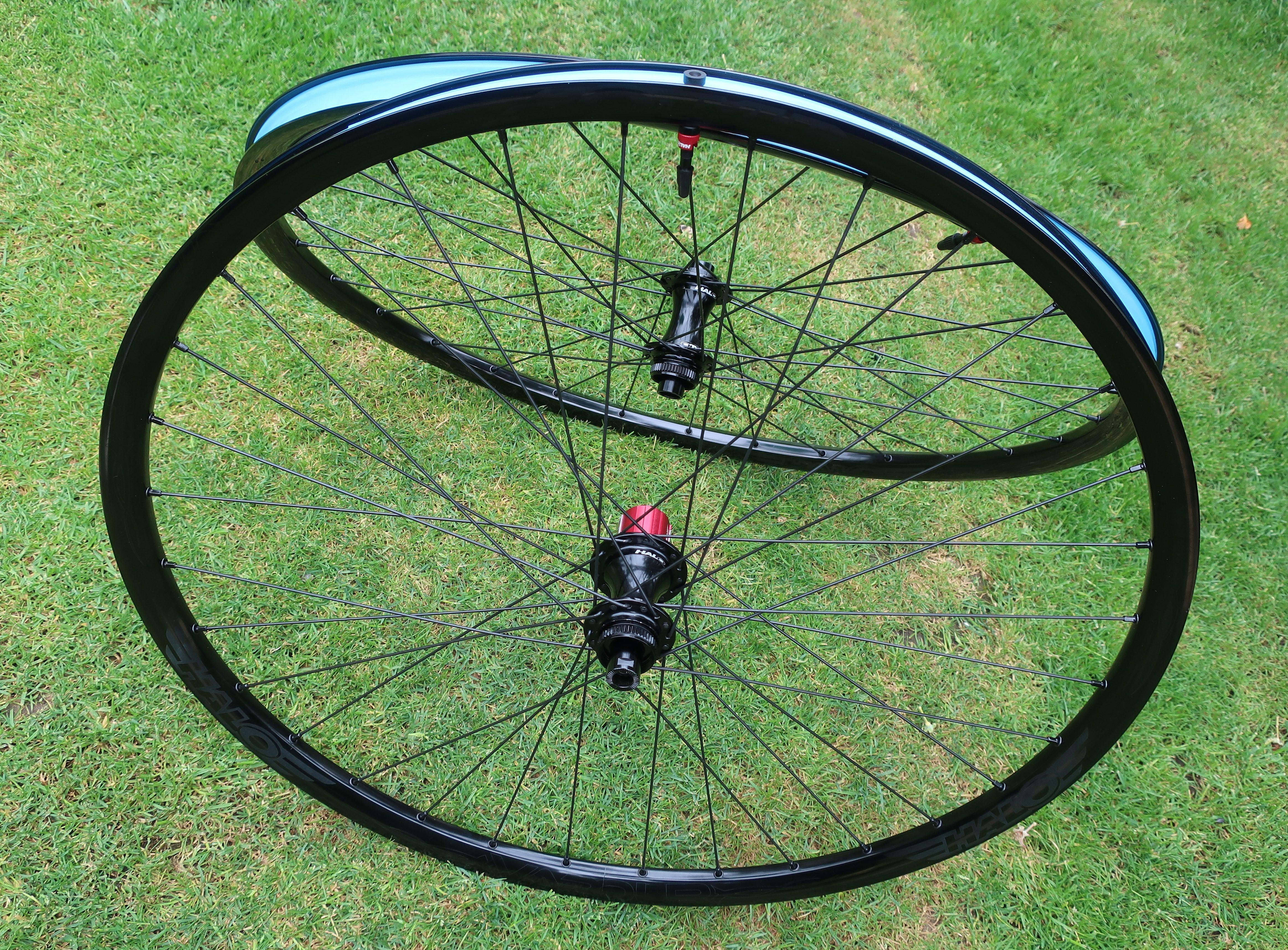 """Vapour GXC 29"""" Wheelset"""