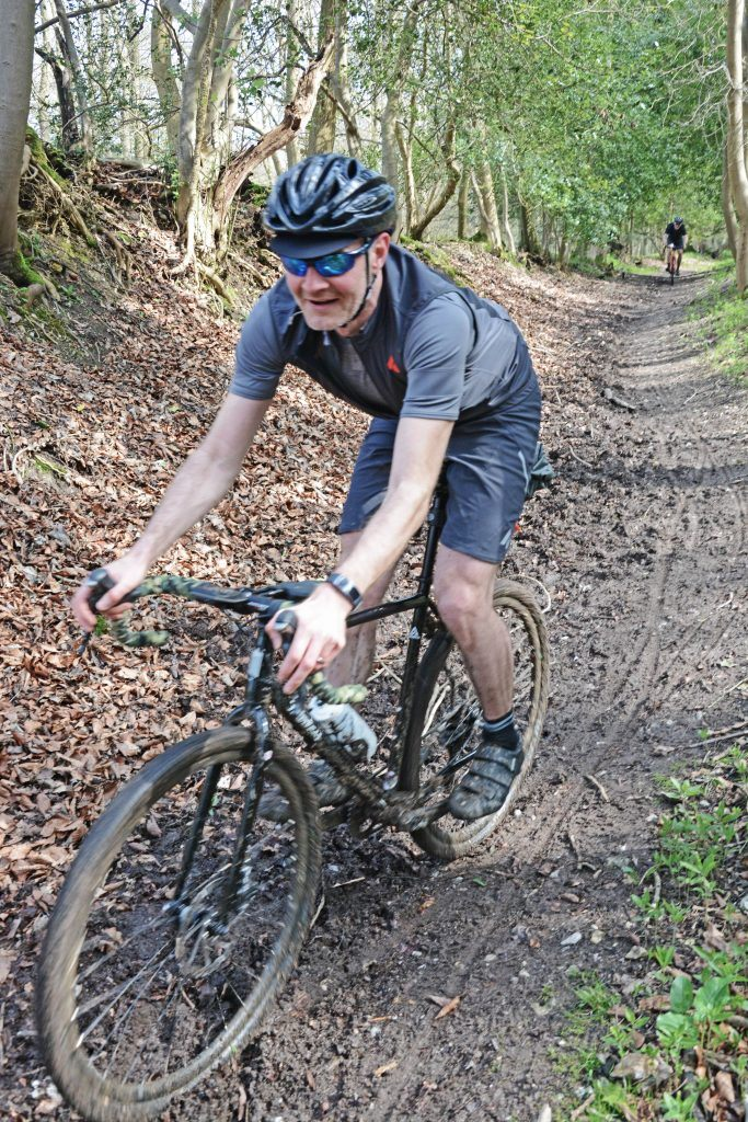 Nigel Leech hits the gravel & Fearless Vulture