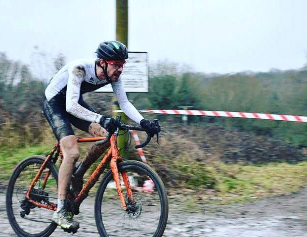 Cyclocross Bokeh