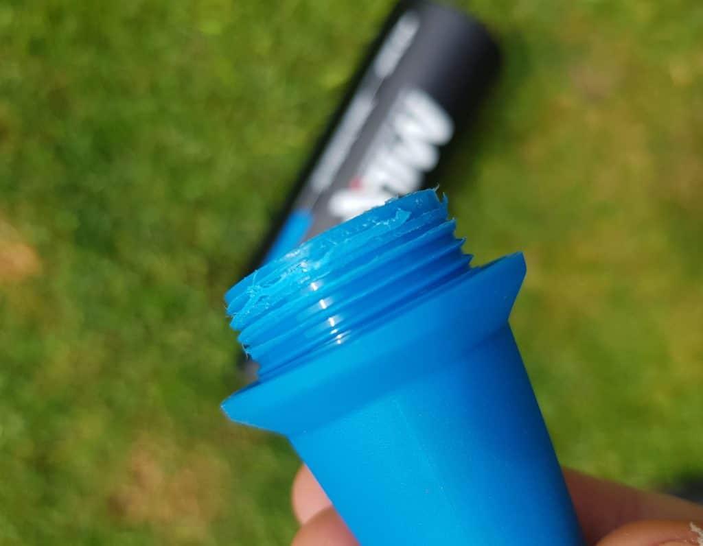 Milkit Booster damaged thread