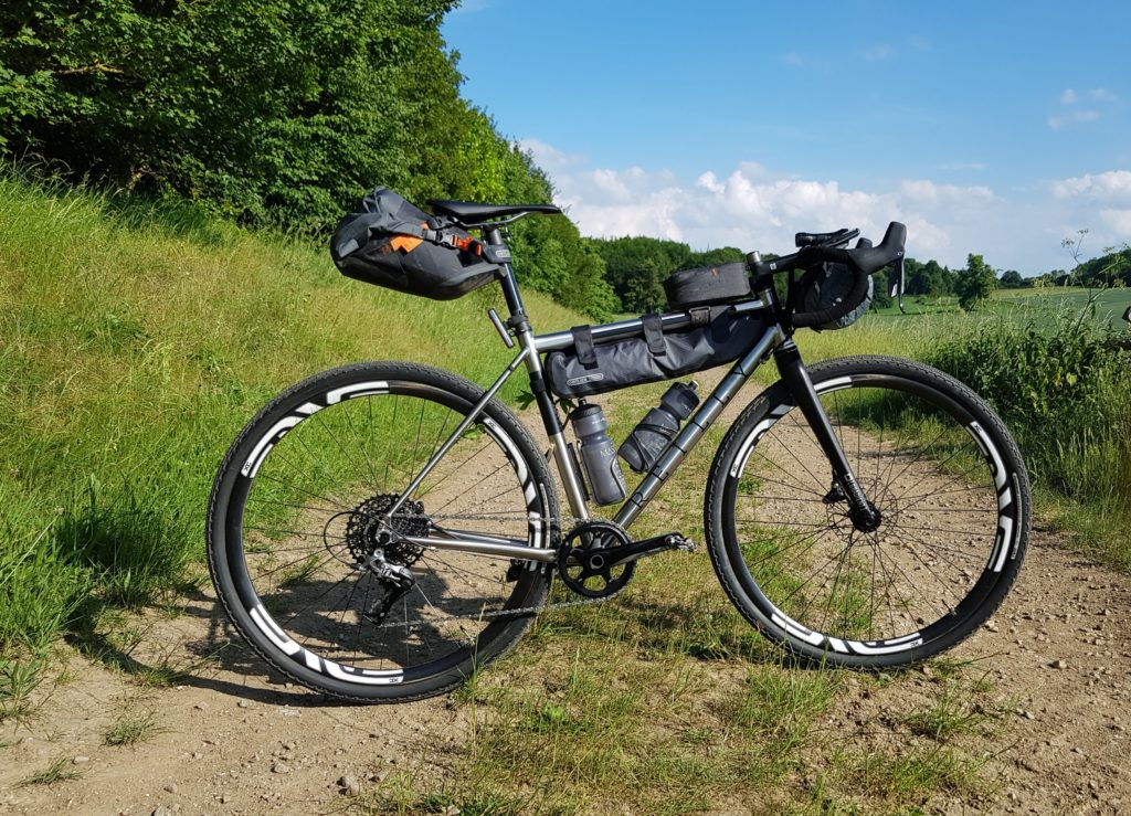 Reilly Gradient Bikepacking