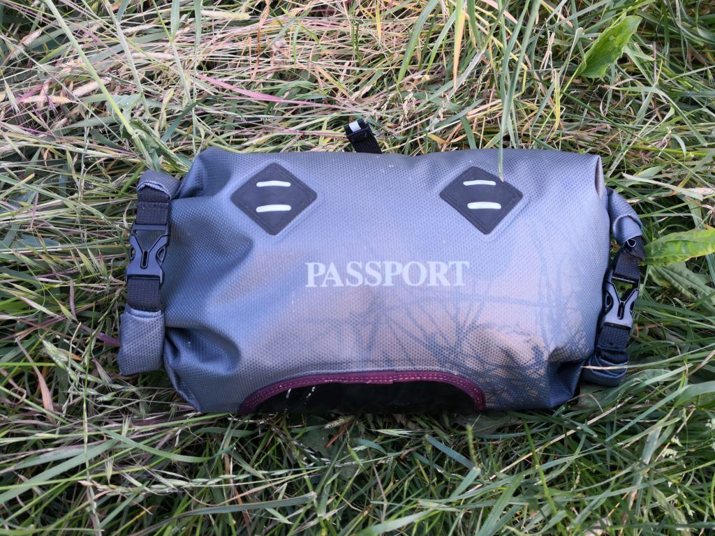 Passport Luggage Handlebar Bag