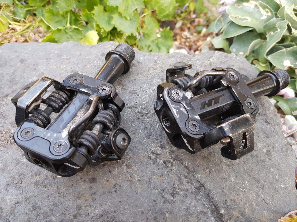 HT Components Leopard M1 pedal