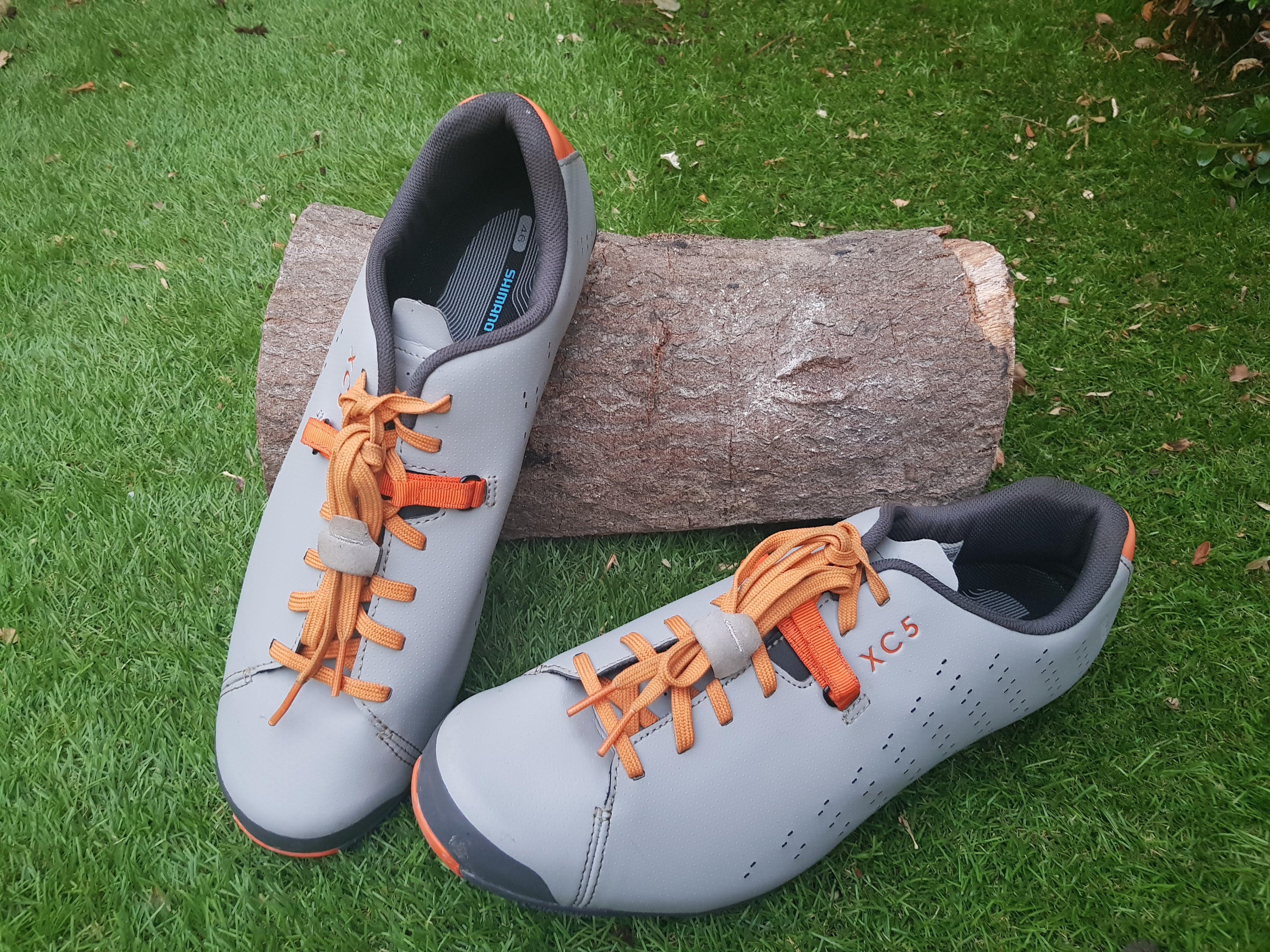Shimano XC5 SPD Shoe ADVNTR.