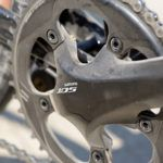 Shimano 105 cranks and SRAM 46t chainring. An unholy pairing?