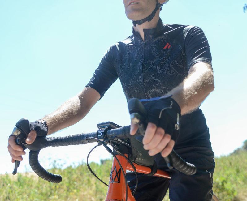 Aussie Grit Flint Bike Jersey