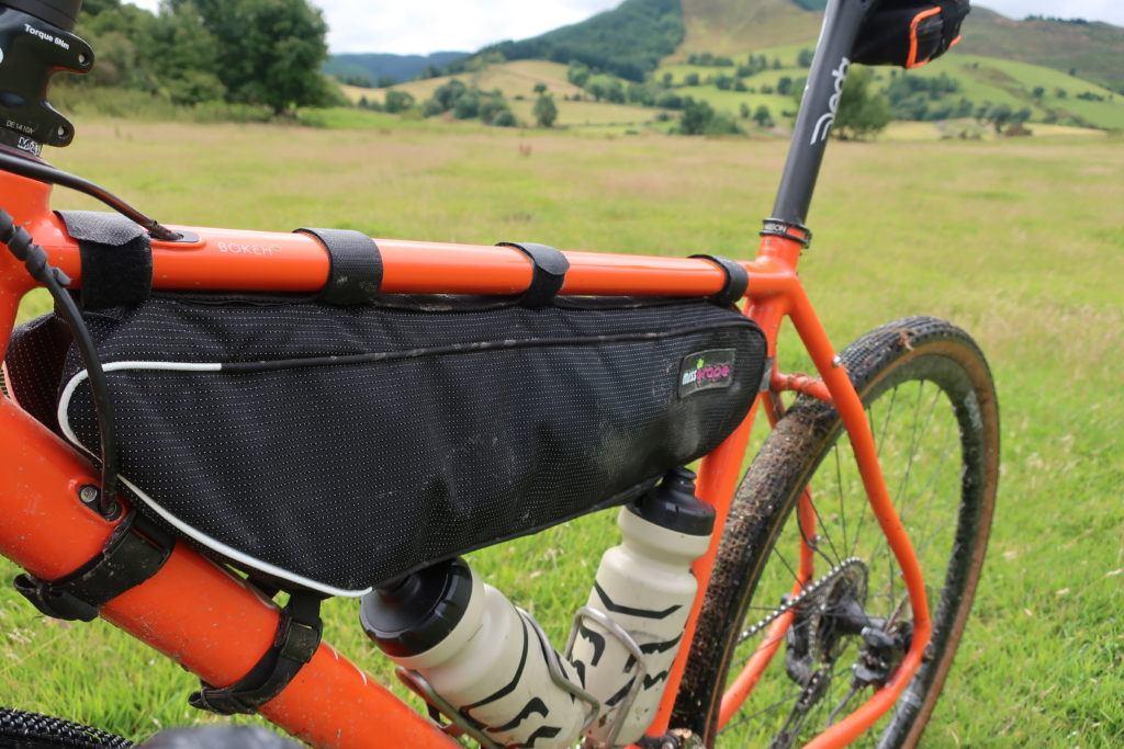 Miss Grape Internode Frame Bag