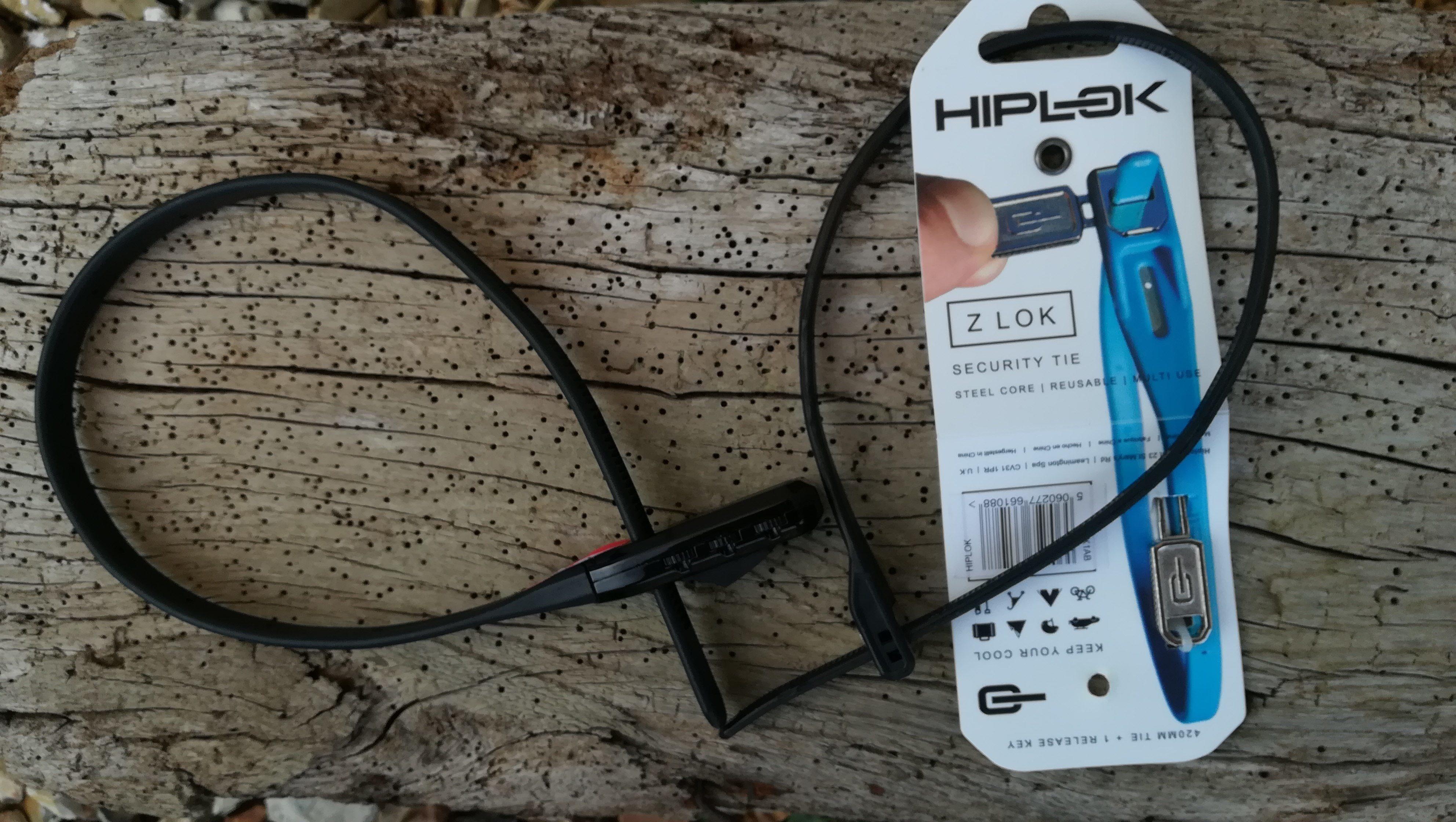 Hiplok Zip Loks
