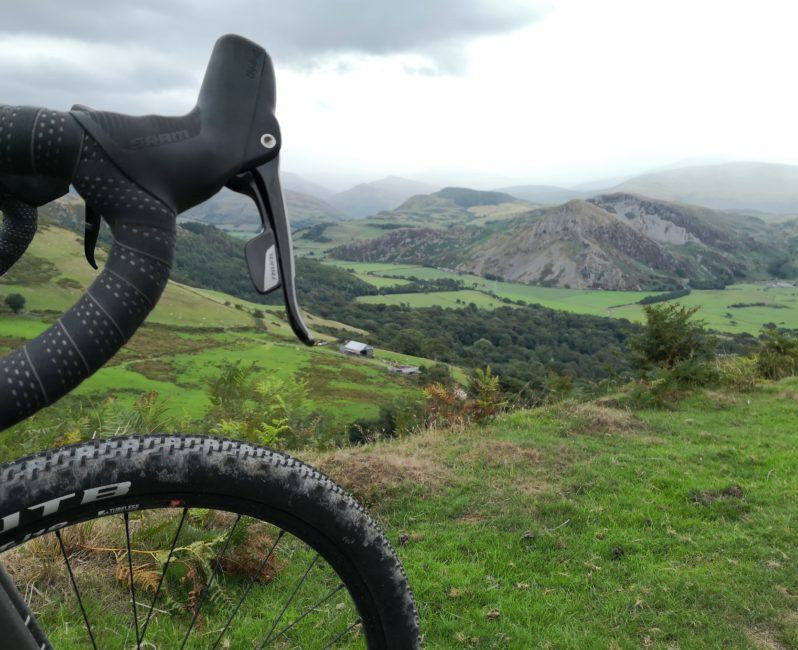 Bike Corris - Call of the wild
