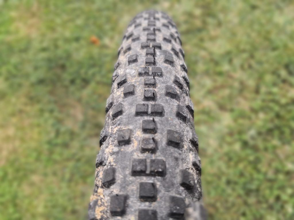 WTB Resolute Tread Pattern