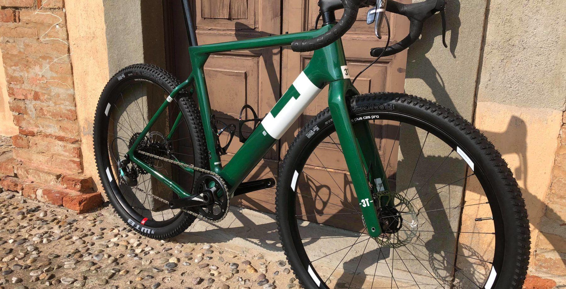 3T Exploro Green