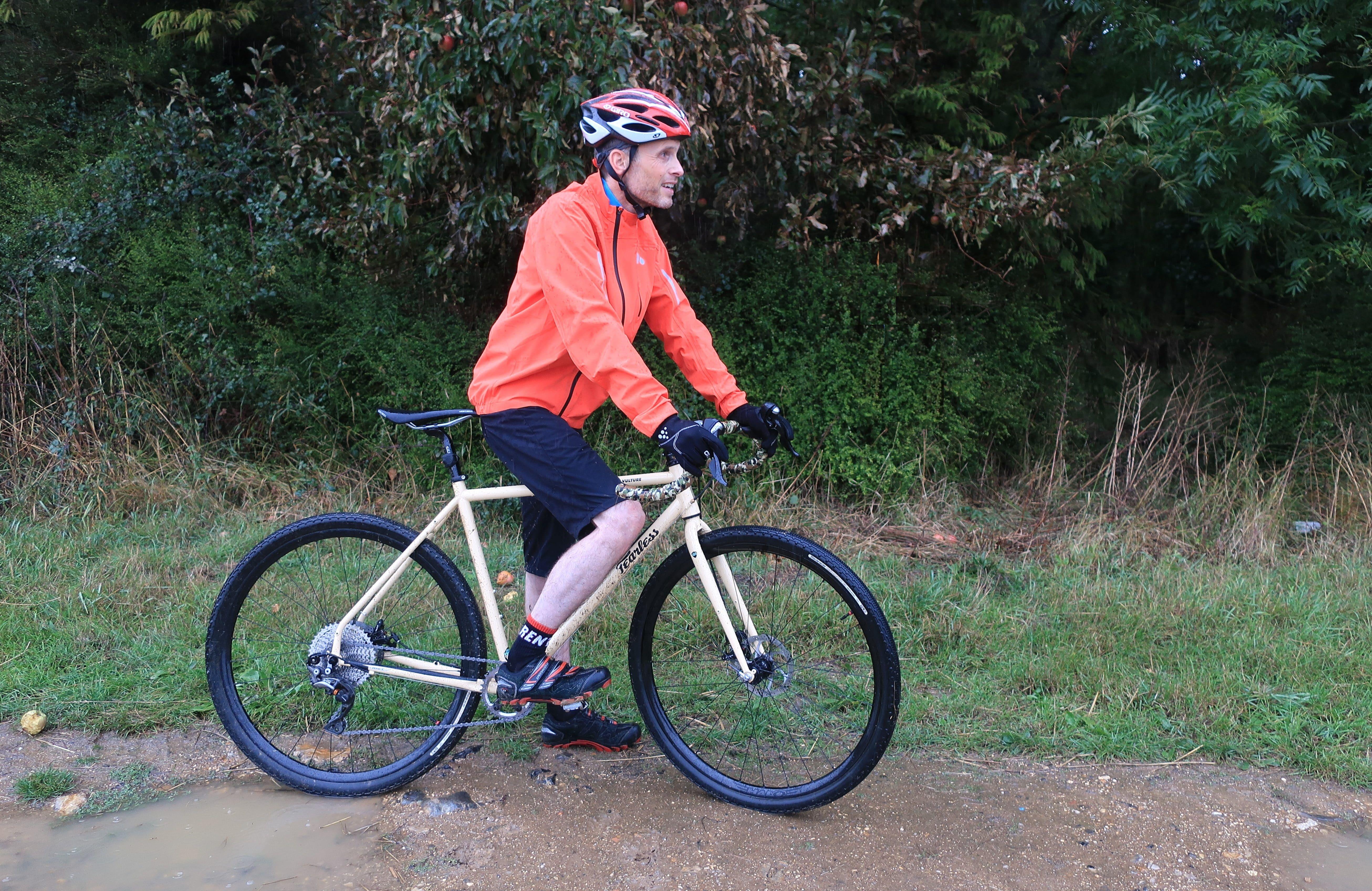 Aussie Grit Apparel Flint Bike Shell