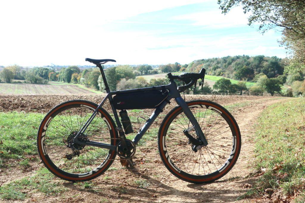 Lauf True Grit gravel bike