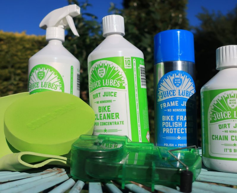 Juice Lubes Cleaning Products