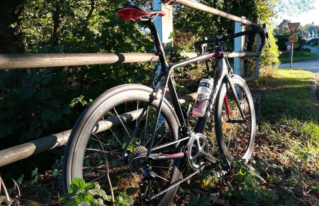 halo carbaura wheels and trek emonda