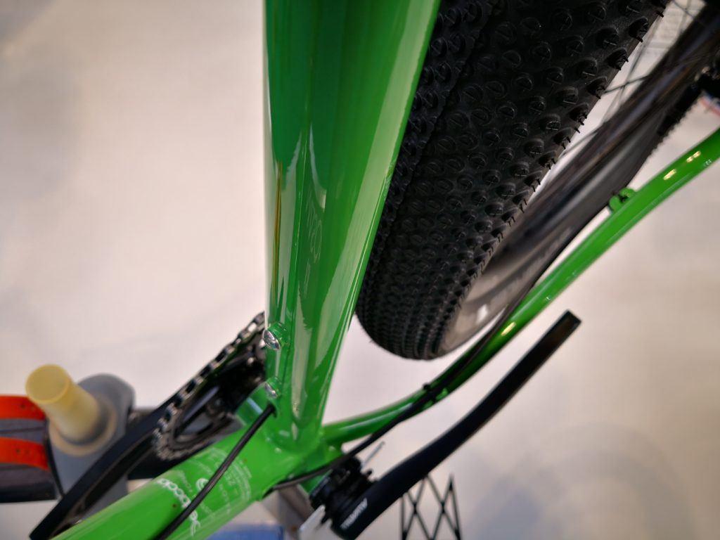 Mason ISO Tyre Clearance