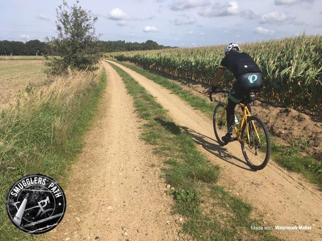 Smugglers Path Belgium