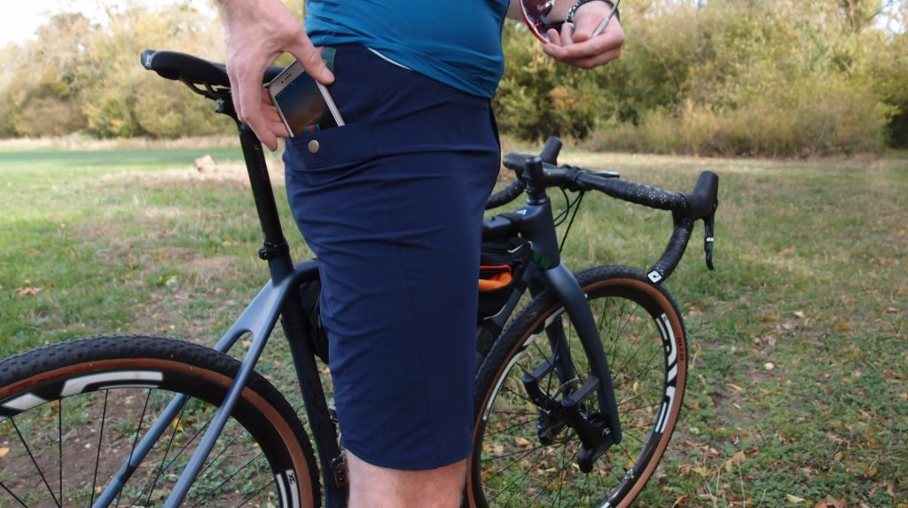 Cafe du Cycliste Renee Gravel Short