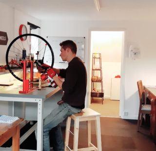 Sharp Precision Wheels