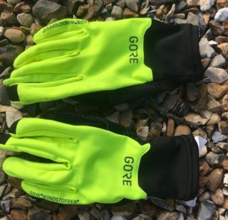 Gore Windstopper Glove