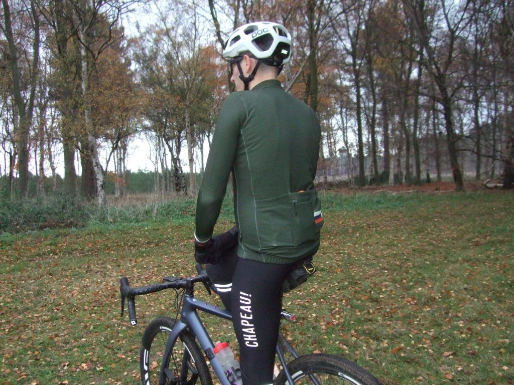 Chapeau Thermal Club Jersey