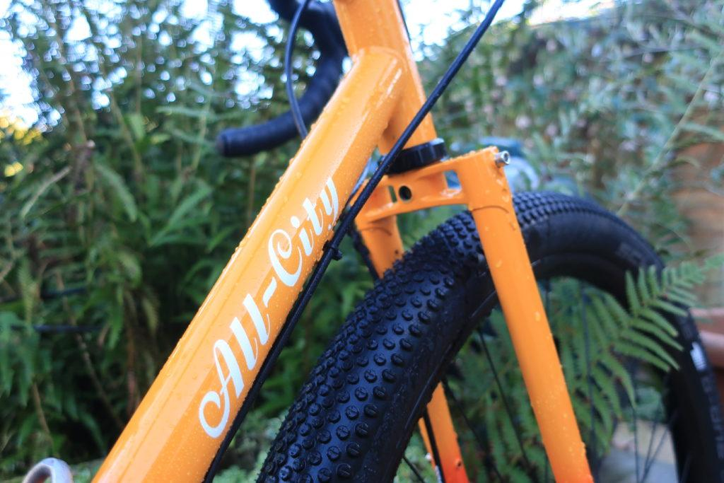All City Gorilla Monsoon fork