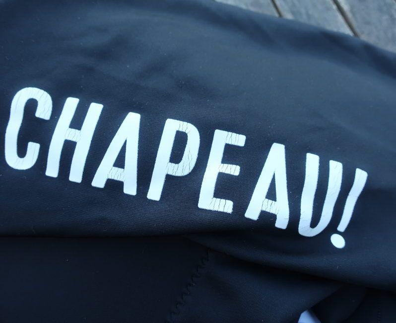 Chapeau club thermal bibtight