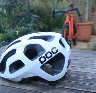 POC Octal gravel cycling helmet