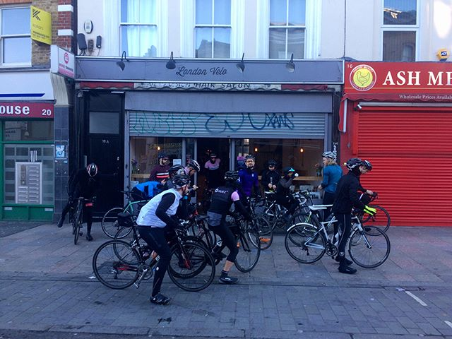London Velo Club Ride