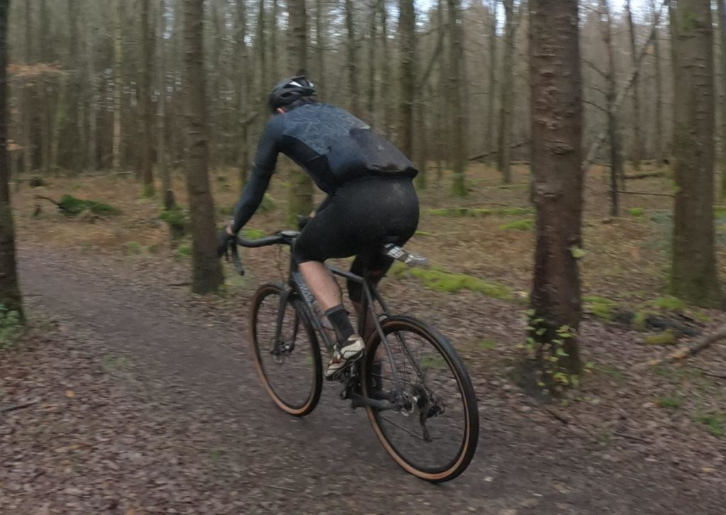 Alpkit Rhythm 3/4 Bibtights
