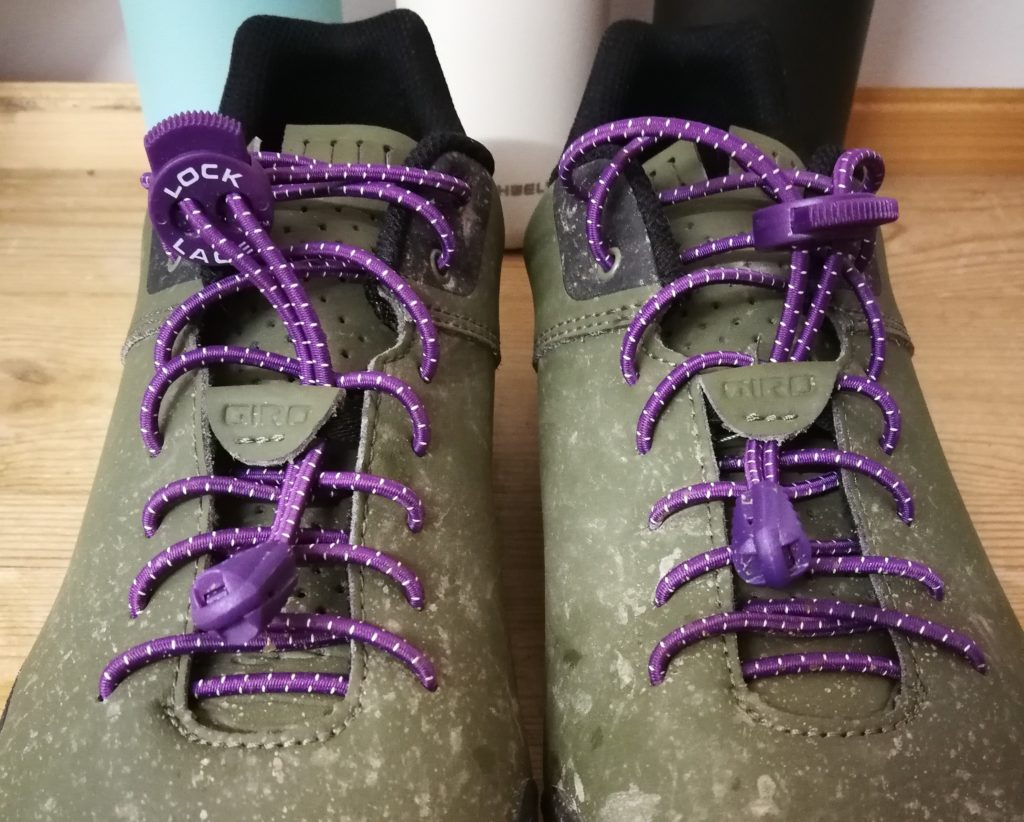 LockLaces Purple